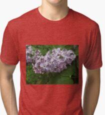 Lilac 4 Tri-blend T-Shirt