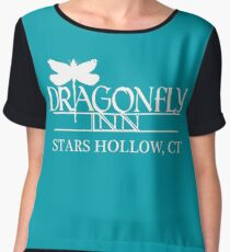 Gilmore Girls – Dragonfly Inn Women's Chiffon Top