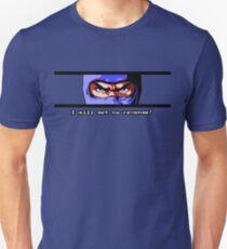 Ninja Revenge Unisex T-Shirt