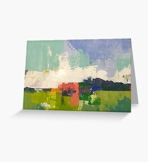 Field 091 Greeting Card