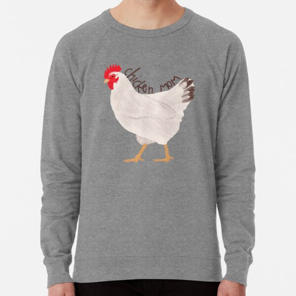 Chicken Mom Lightweight Sweatshirt