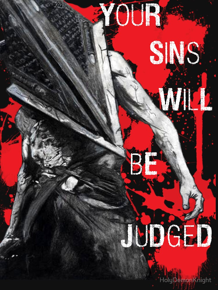 Your Sins Will Be Judged...again | Unisex T-Shirt