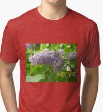 Lilac 3 Tri-blend T-Shirt