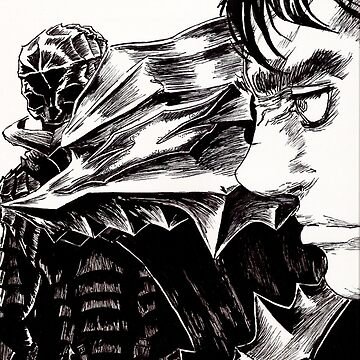 Guts The Black Swordsman  by HolyDemonKnight
