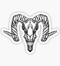SkapeGoat Logo Sticker