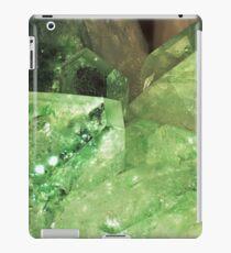 Green Glitter (Apophyllite) iPad Case/Skin