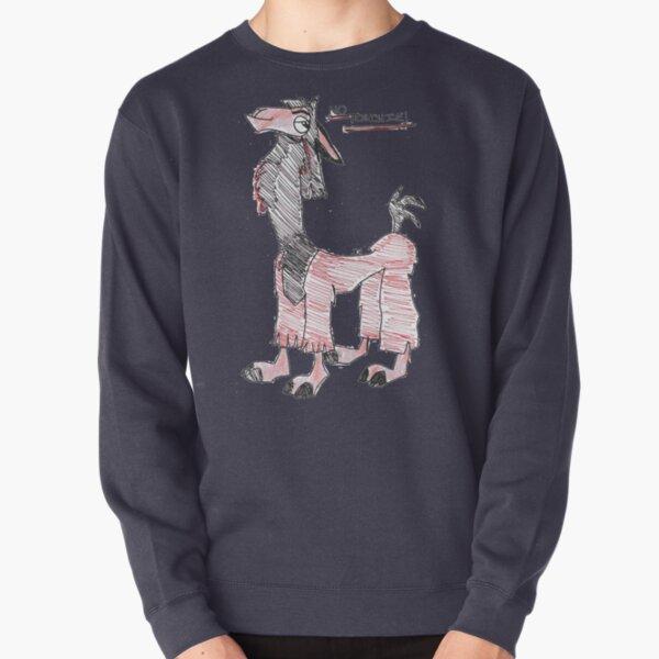 NoTouchie Pullover Sweatshirt
