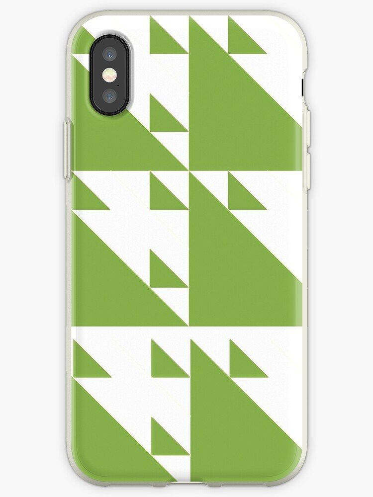 PANTONE COLOUR OF THE YEAR 2017|GREENERY TRIANGLES by ozcushionstoo