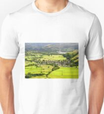 Castleton and the Hope Valley  T-Shirt