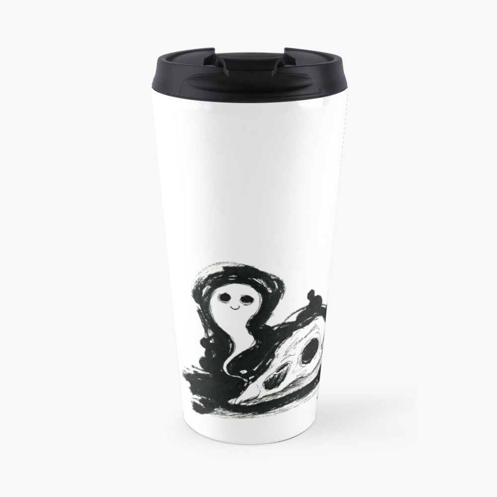 Little ghost Travel Mug