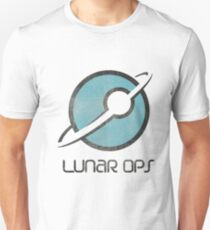 Faded Lunor Ops Logo T-Shirt
