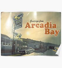from Arcadia Bay Poster