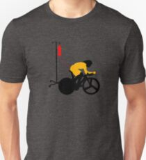 Cyclist Blood Doping Slim Fit T-Shirt