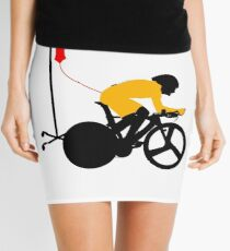 Cyclist Blood Doping Mini Skirt