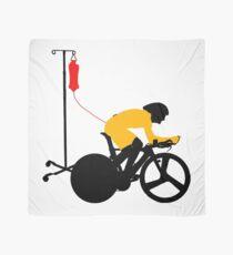 Cyclist Blood Doping Scarf