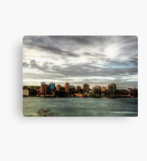Halifax, Nova Scotia, Canada Canvas Print