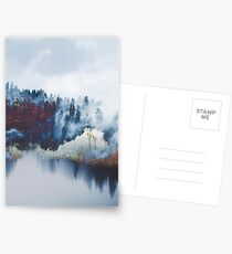 Fog Postcards