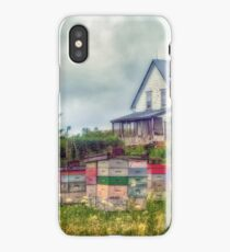Farmhouse in Nova Scotia iPhone Case/Skin