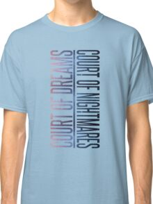the two courts Classic T-Shirt