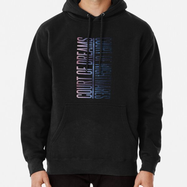 the two courts Pullover Hoodie