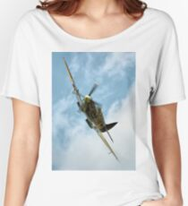Supermarine Spitfire Yeovilton 2014 Women's Relaxed Fit T-Shirt