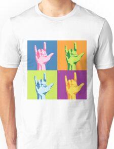 ASL-I Love You Sign Unisex T-Shirt