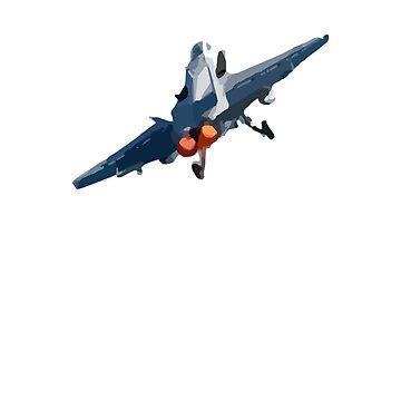 Aviation - In Thrust We Trust by skyhawktees
