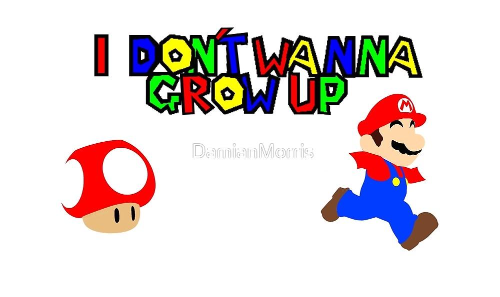 Ich möchte nicht erwachsen werden von DamianMorris