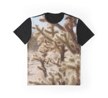 Cholla cactus lancaster california by douglas e welch for T shirt printing in palmdale ca