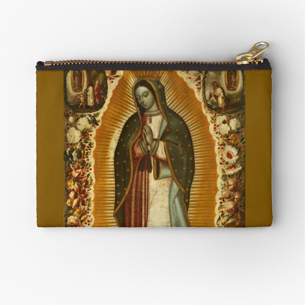 Unsere Liebe Frau von Guadalupe, Jungfrau Maria, Gottesmutter Täschchen