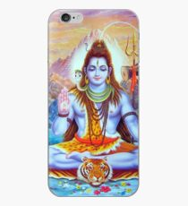 Lord Shiva Hindu Indian Art  iPhone Case