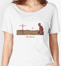 The Rover Camiseta ancha para mujer
