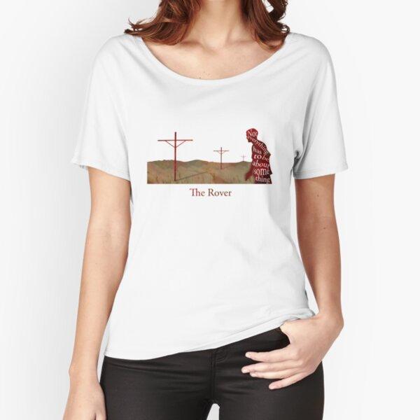 The Rover Camiseta ancha