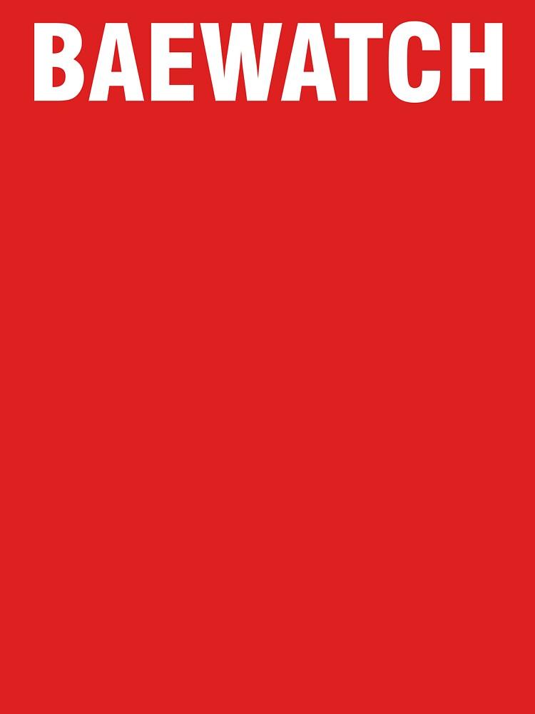 BAEWATCH - Baywatch New Movie  by brandoff