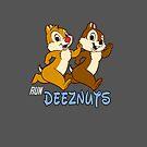 Run Deez Nuts by Jeff Newell