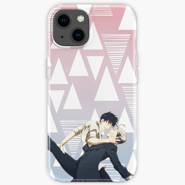 Victuuri Dance iPhone Soft Case