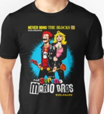 Nevermind the Blocks Unisex T-Shirt