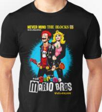Nevermind the Blocks Unisex T-Shirt