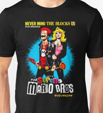 Nevermind the Blocks T-Shirt
