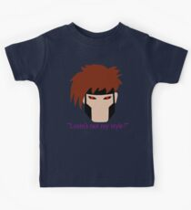 Gambit Quote Kids Tee