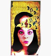 Musical Genius Poster