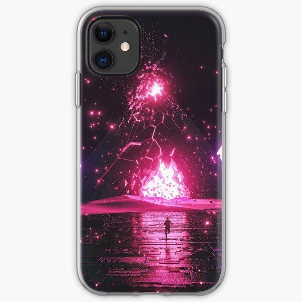 SCATTERBRAIN iPhone Soft Case