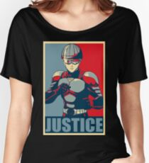 Justice Women's Relaxed Fit T-Shirt