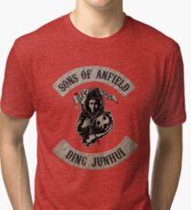 Sons of Anfield - Famous Fans, Ding Junhui Tri-blend T-Shirt