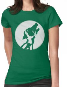 Moony,Wormtail,padfoot,&prongs Womens Fitted T-Shirt