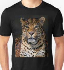 Portrait of Leopard Unisex T-Shirt