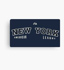 New York Yankees | Sports Canvas Print