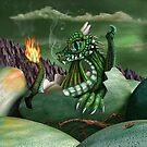 Baby Dragon by Paul Fleet
