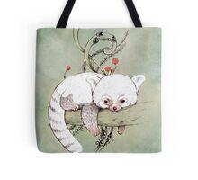 Red Panda! Tote Bag