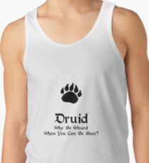 DnD - Druid Tank Top